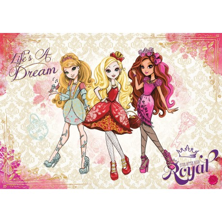 Mattel ever after high