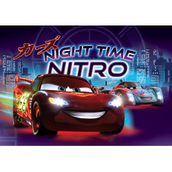 Zygzag McQueen night time nitro